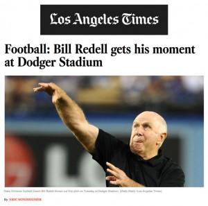 LA Times ~ September 24, 2014